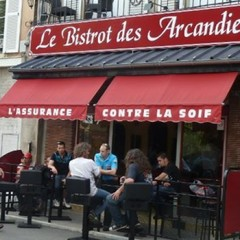 Bar à vin Le Bistrot des Arcandiers sur Nevers