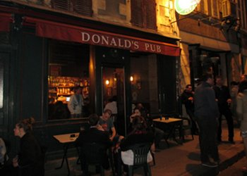 Bar Pub Le Donald's sur Nevers