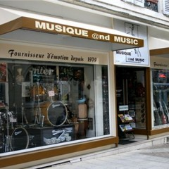 Magasin Musique and Music à Nevers