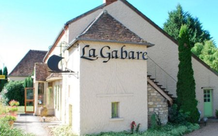 Restaurant gastronomique La Gabare sur Nevers